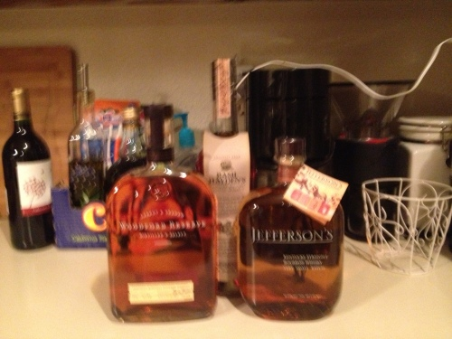 Bourbon Night.